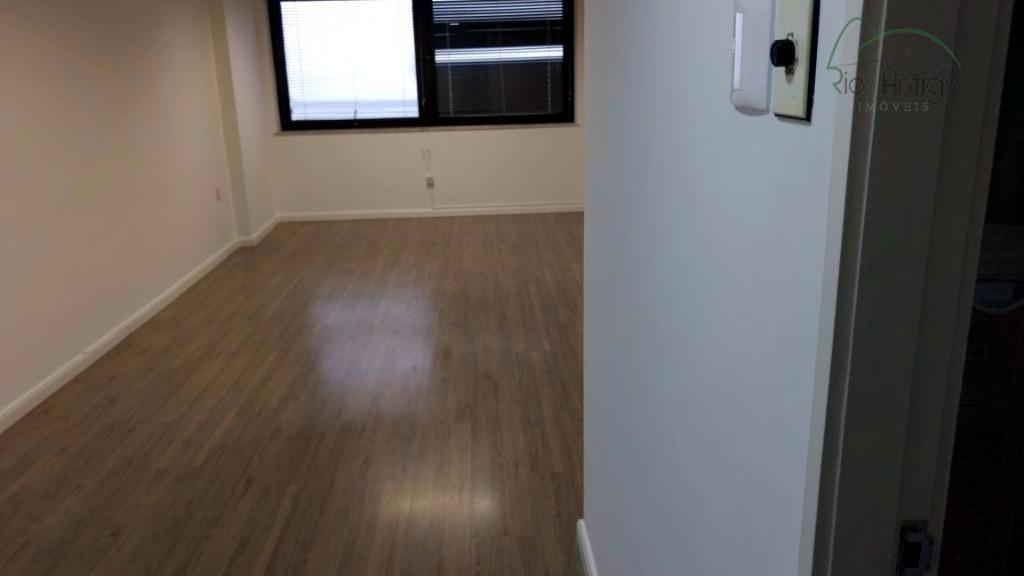 sala comercial - avenida marechal câmara - locação - centro - sa0955