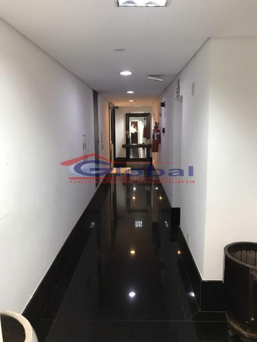 sala comercial - b. jardim - santo andré - gl39086