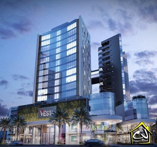 sala comercial - bairro centro - jisc01125
