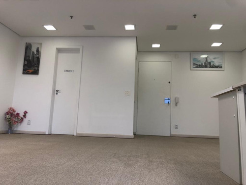 sala comercial berrini - brooklin são paulo