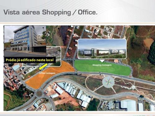 sala comercial cabral shopping contagem - 43039