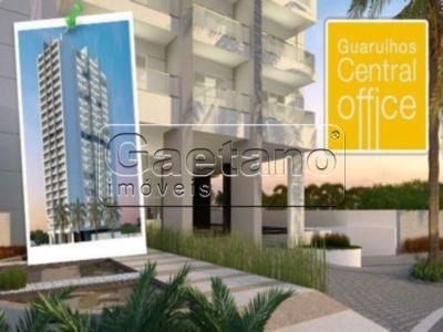 sala comercial - centro - ref: 13885 - v-13885