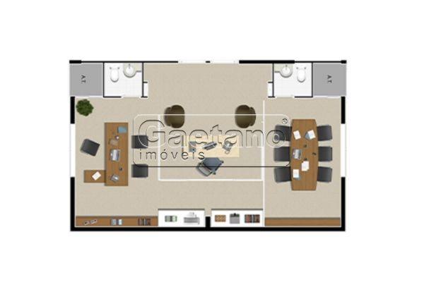 sala comercial - centro - ref: 16487 - v-16487