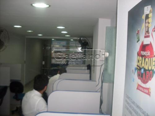 sala comercial - centro - ref: 16810 - v-16810