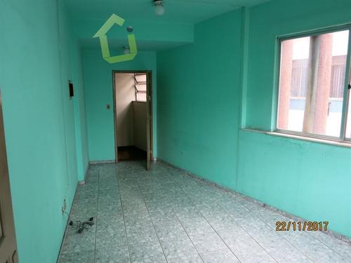 sala comercial com 19m² no centro de nova iguaçu