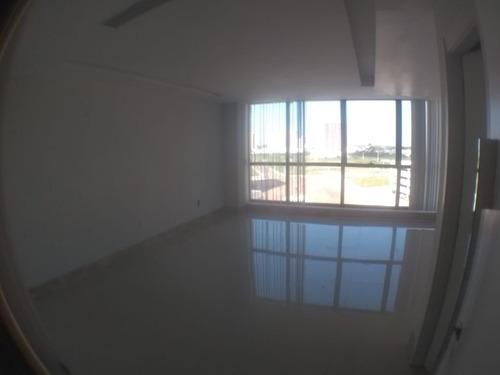 sala comercial com 30m² no jfc trade center para locação