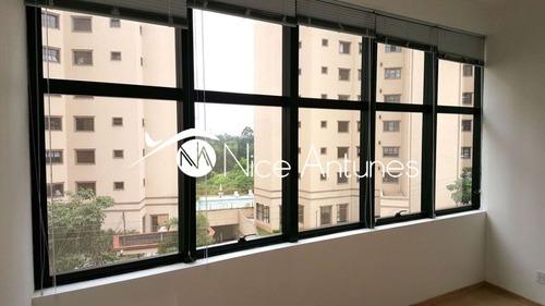 sala  comercial  com  30m2  a  220m2,  dividida  com  drywall   -  pronta  para  ocupação   - - na11635
