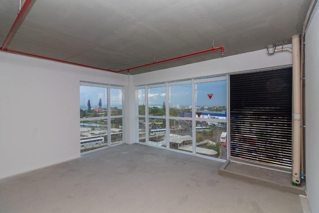 sala comercial com 35m² - petrópolis - sa0458