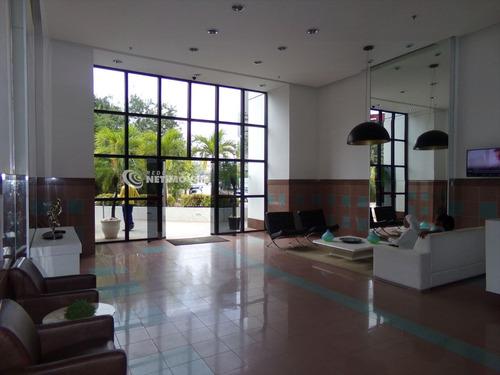 sala comercial com 42m² na av. acm - rua itatuba. 639832