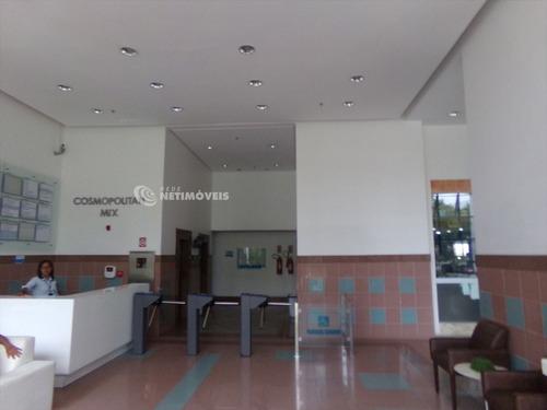 sala comercial com 42m² na av. acm - rua itatuba. 639834
