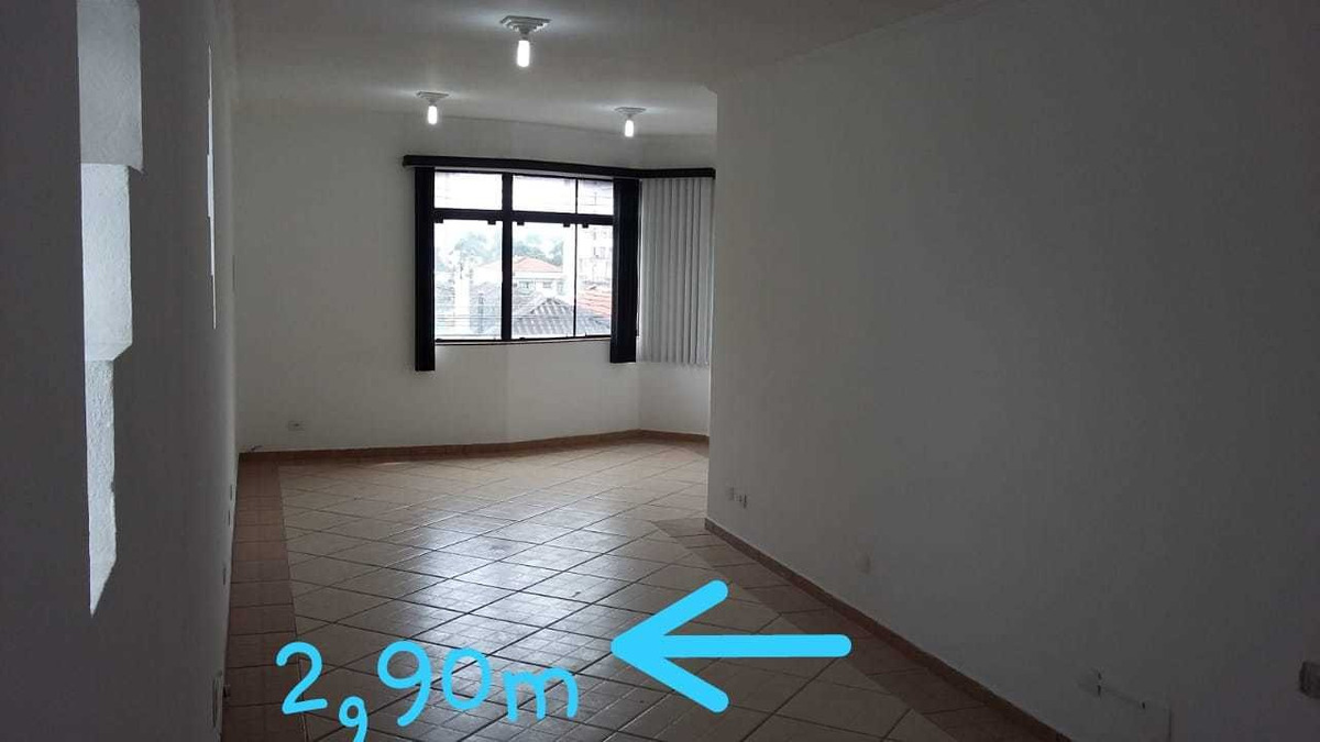 sala comercial com 42m² na penha ref 1443