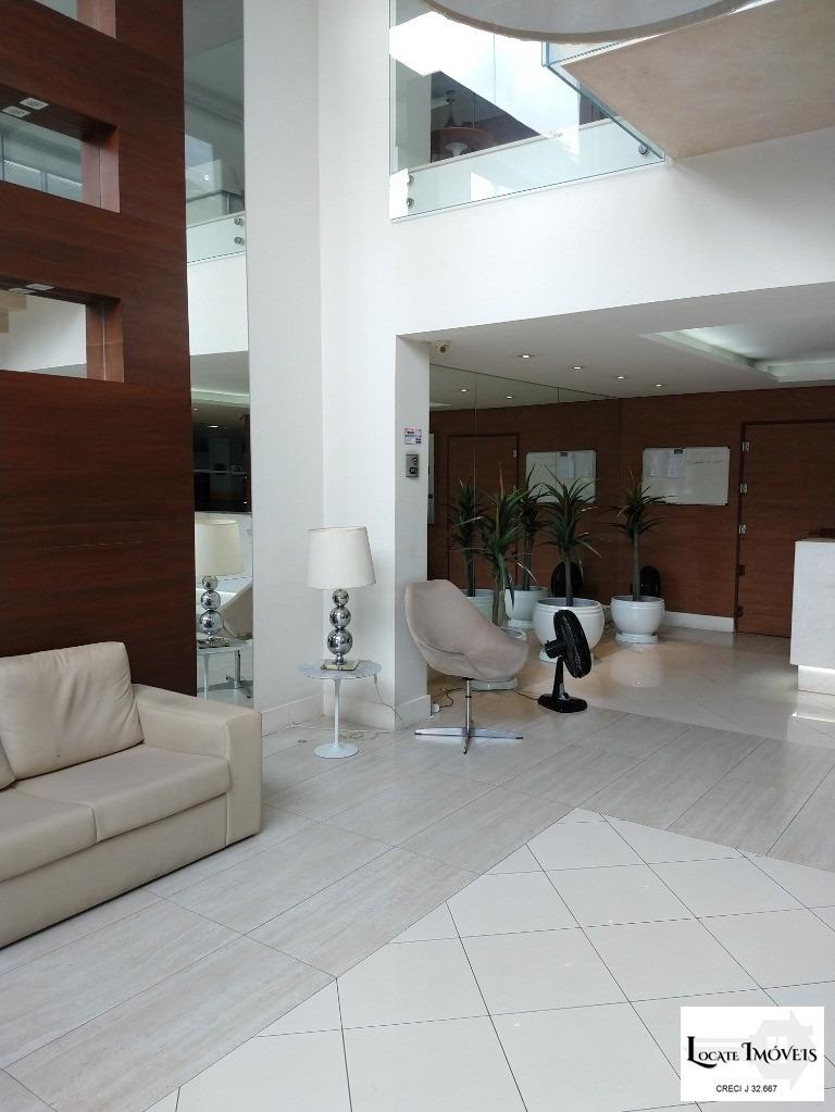 sala comercial com 44 m² no trade penha office para venda ou locação, com banheiro e 1 vaga rotativa. - sa00016 - 33696148