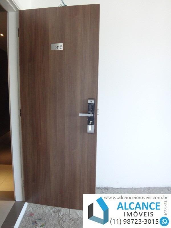 sala comercial com 47 m² de área com 1 banheiro e 1 vaga no edifício montreal em alphaville. - sa00043 - 34778632