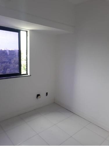 sala comercial com 50,15m2 na tancredo neves - sfl192 - 34338279