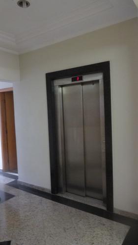 sala comercial com garagem 63 m² bairro santo antônio - 649v