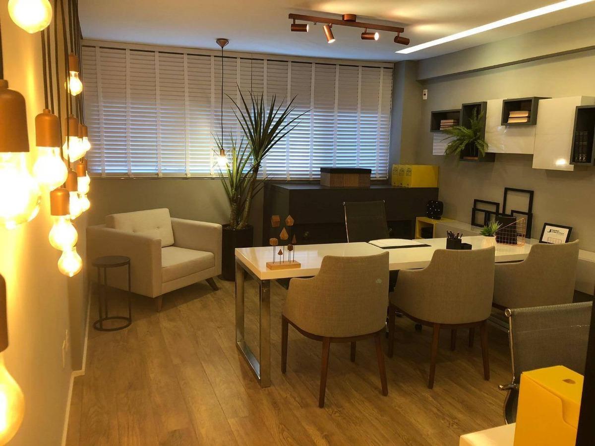 sala comercial com ótima localização em sjc - sa0100