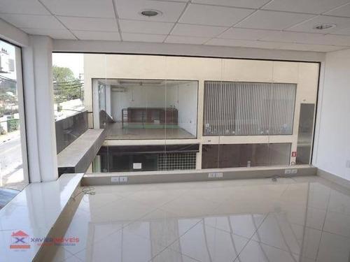 sala comercial com ótima localização - sa0007