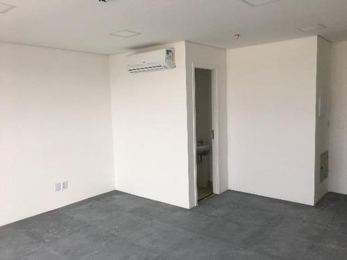 sala comercial com piso elevado - osasco/ centro - sa0213