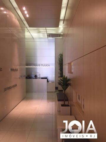 sala comercial corporate tijuca - 20 metros - 234