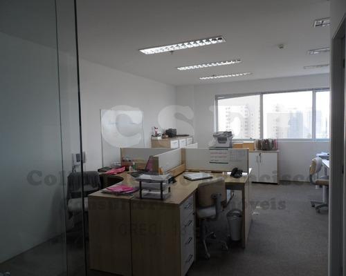 sala comercial de 58m² em osasco - sl00695 - 33991918