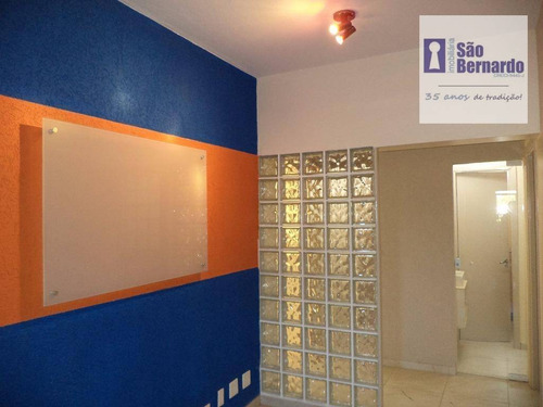 sala comercial de 90m² à venda, centro, americana. - sa0206