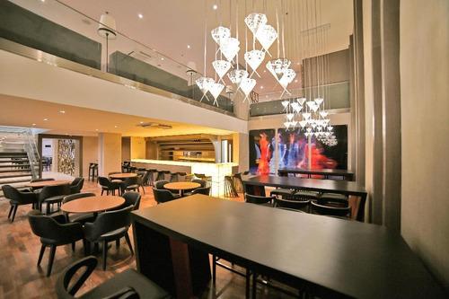 sala comercial de alto padrão com 94 m² no batel (curitiba/pr). - sa0029