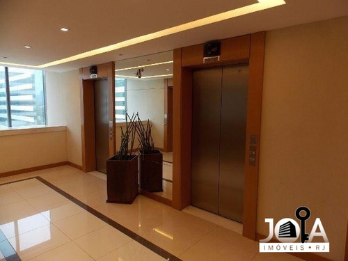 sala comercial dimension 44 metros - barra da tijuca - 136