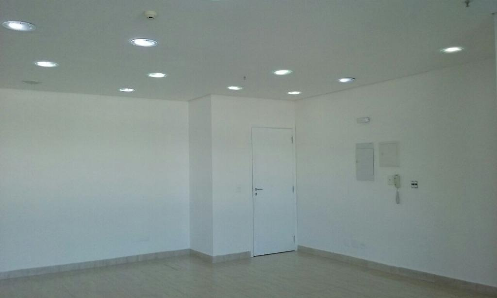 sala comercial domo business para locação, centro, são bernardo do campo. - sa0109