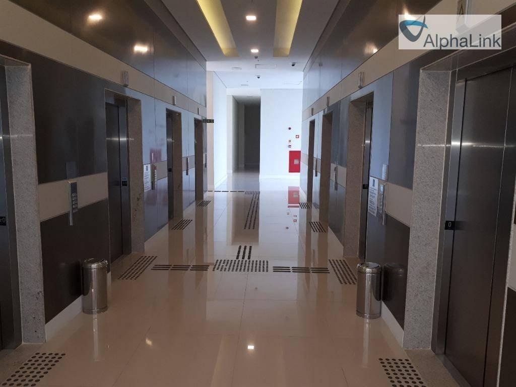 sala comercial duplex 74 m²- alphaville  - barueri - sa0133