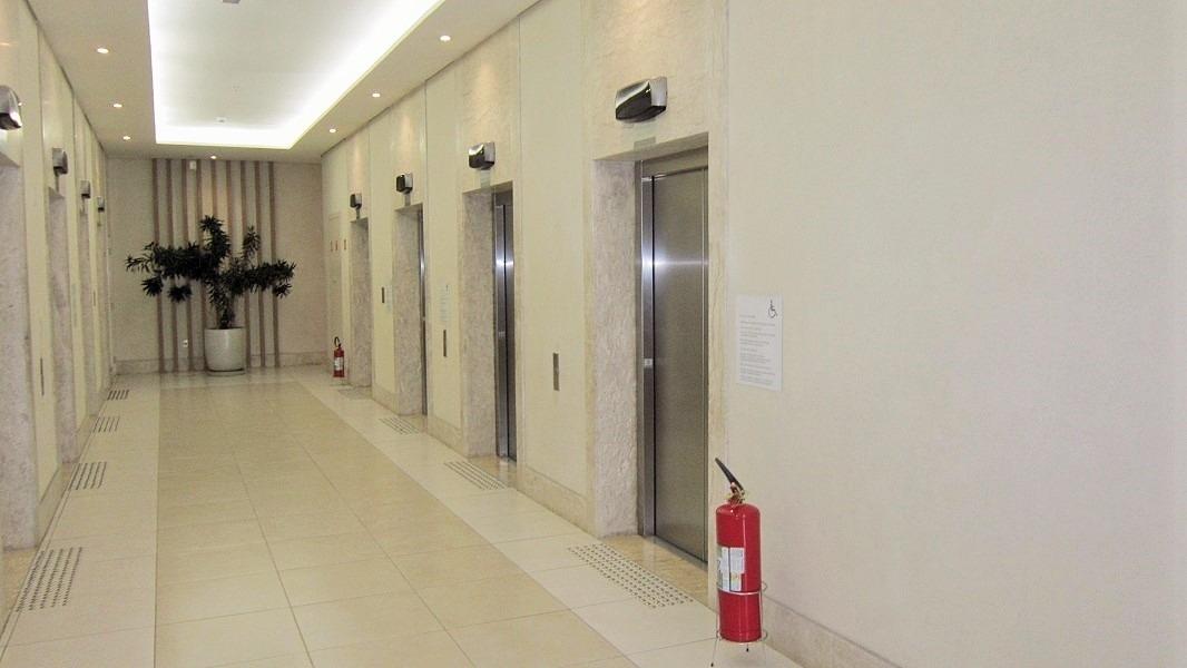 sala comercial em alphaville, barueri,  32 m² com vaga 1 auto - 961