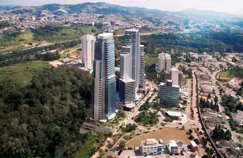 sala comercial em alphaville com 30.20 m²  air office  - 796