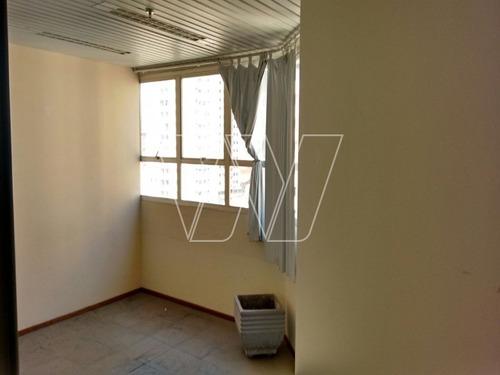 sala comercial em campinas - sp, centro - sa00110