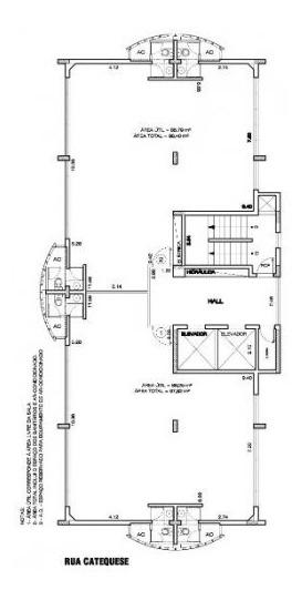 sala comercial em condomínio no bairro vila guiomar - 95172020