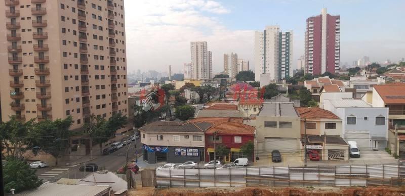 sala comercial em condomínio para locação no bairro santa paula em são caetano - 5199