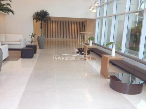 sala comercial em condomínio para venda no bairro vila nilva, 0 dorm, 0 suíte, 1 vagas, 73 m - 583