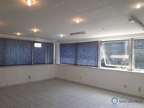 sala comercial em excelente localização na av. paulista ao lado do metrô brigadeiro!! - bi23691