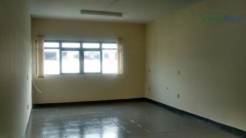 sala comercial em local movimentado - sa0116