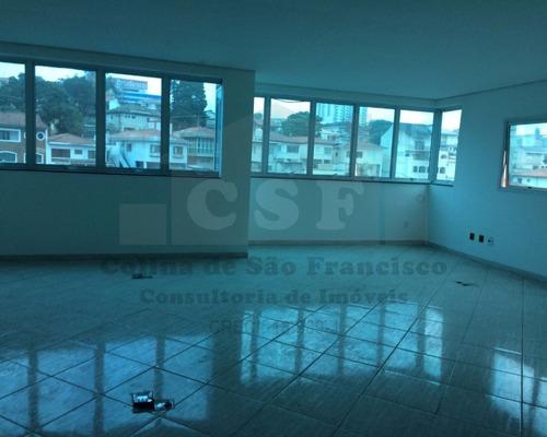sala comercial em osasco de 180m² - sl00641 - 33157729