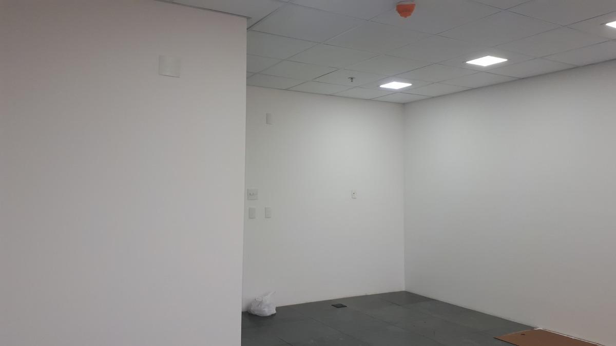 sala comercial em santo andré por r$1250