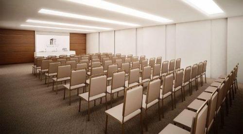 sala comercial empresarial international trade center 39m2 no stiep - lit079 - 33690268