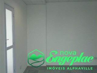 sala comercial  escritórios rio negro  60 m² al rio negro - sa00195 - 4844487