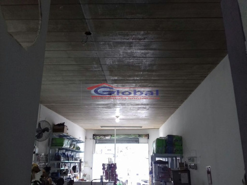 sala comercial - jd. rina - santo andré - gl39043