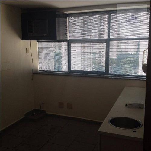 sala comercial, locação, moema, sp - sa0110