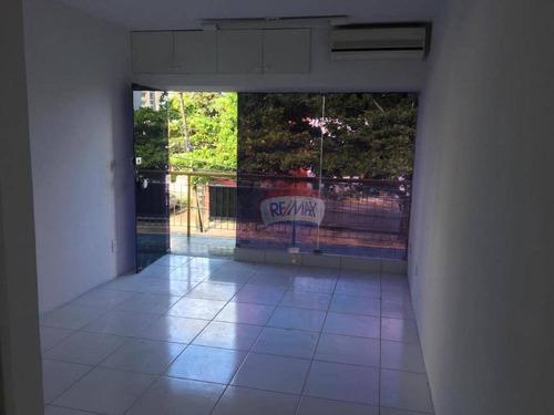 sala comercial - madalena - excelente localização - sa0081