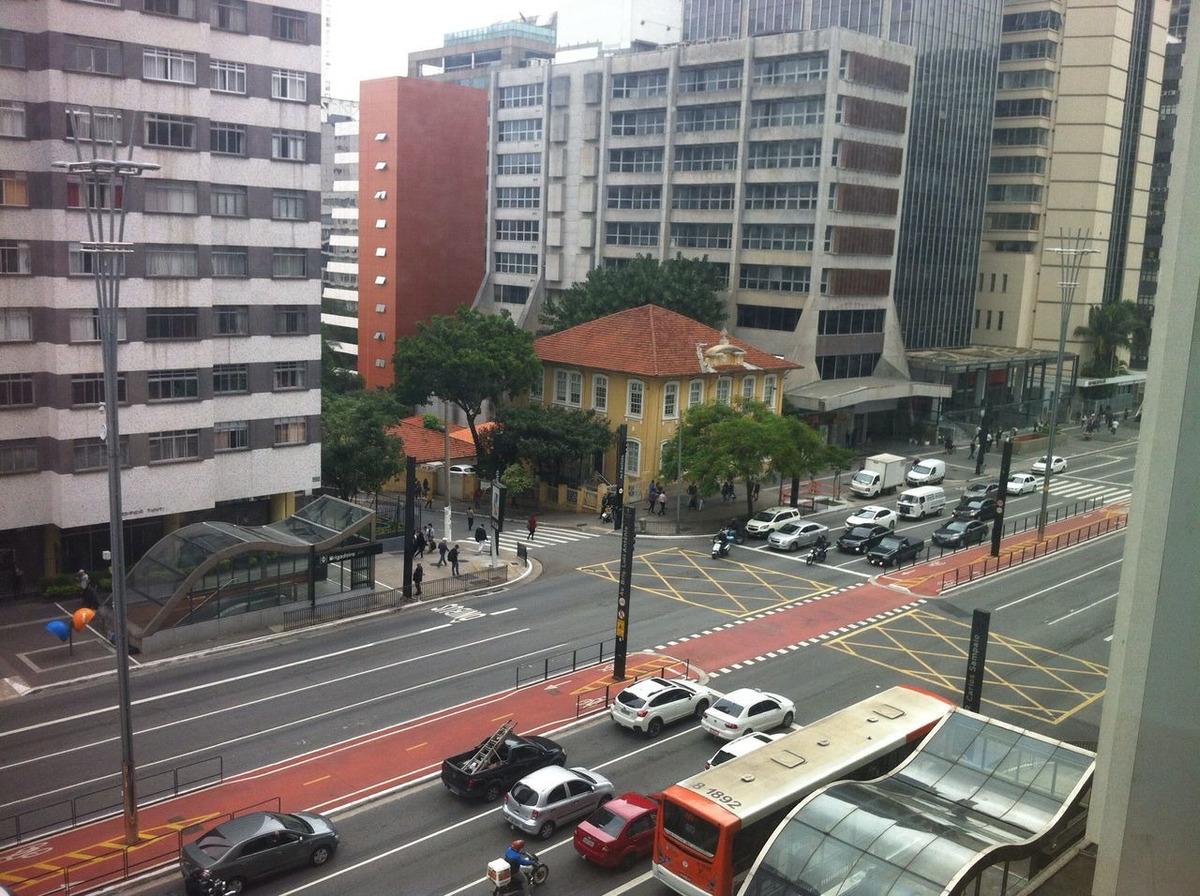 sala comercial na avenida paulista - brigadeiro