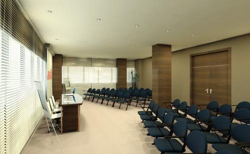 sala comercial  na linha verde 12º andar 37,39m ² - 8