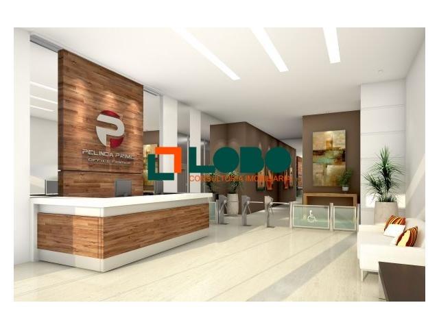 sala comercial na pelinca - 334