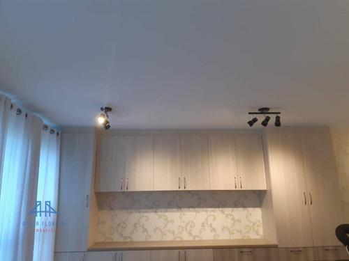 sala comercial na trindade mobiliada - sa0038