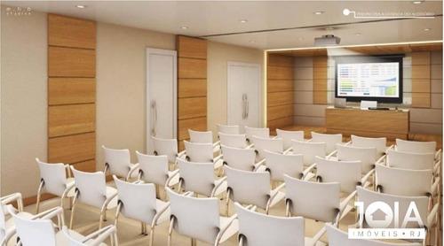 sala comercial nexus offices - flamengo - 94