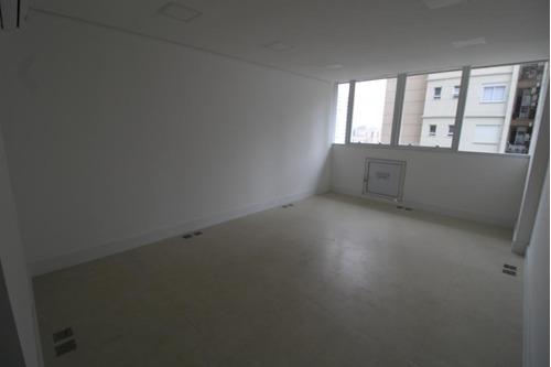sala comercial no centro com 0 quartos para locação, 29 m² - 916